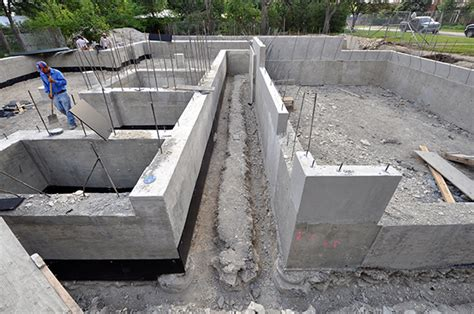 Pier and Beam Foundations - KHouse Progress   Life of an