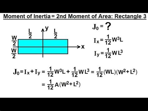 Mechanical Engineering: Ch 12: Moment of Inertia (39 of 97