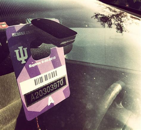 Guide to Student Parking Passes at IU
