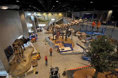 EarthCam Premieres Time-Lapse Movie of New Perot Museum of