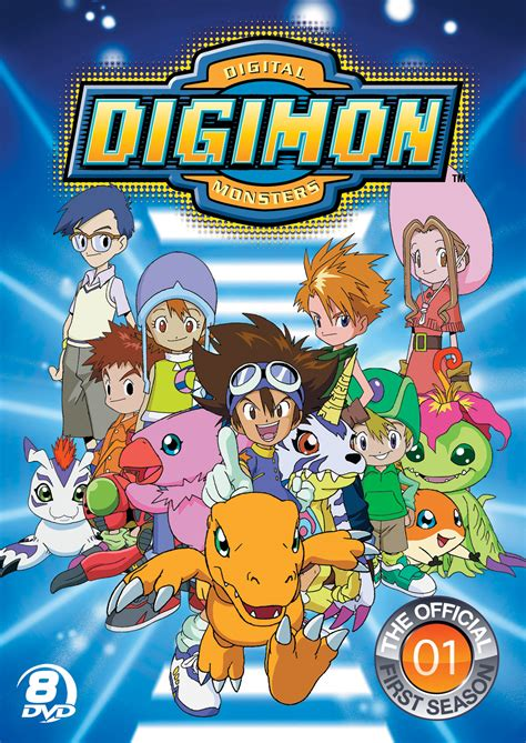 The Official Digimon Adventure Set, The Complete First