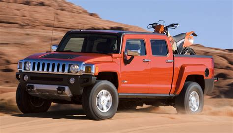 2010 Hummer H3T Test Drive Review - CarGurus