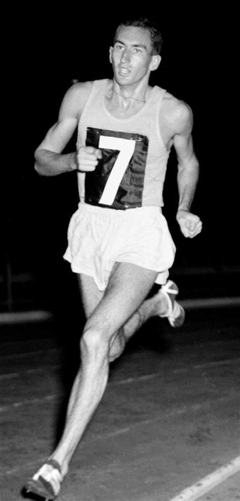 Herb Elliott the Athlete, biography, facts and quotes