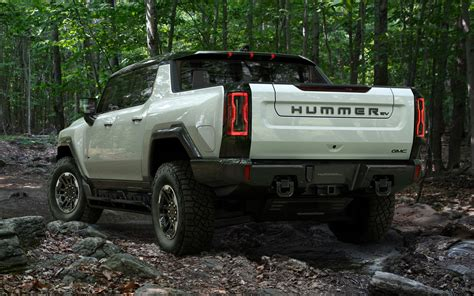 Here Is Why the GMC Hummer EV Is an Off-Road Monster