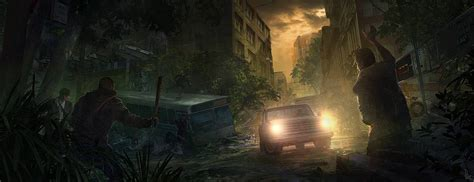 The Last of US: New and Impressive screenshots and concept Art